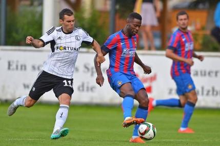 Steaua ridica nivelul jocului si scoate un egal cu Legia