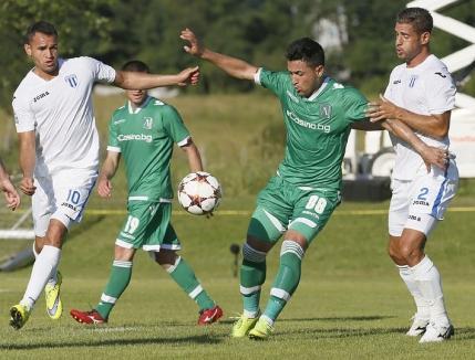 CSU Craiova, infrangere cu Ludogorets intr-un amical