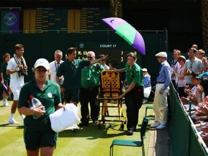Record de caldura la Wimbledon