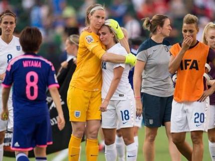Anglia in lacrimi. Nationala feminina a ratat finala Cupei Mondiale
