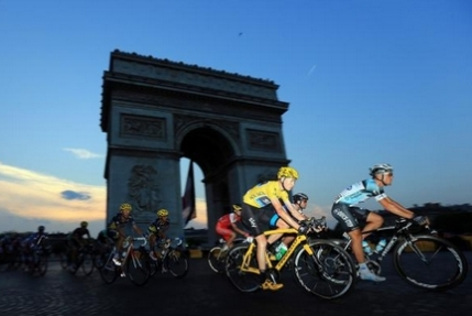 Bonusuri de peste doua milioane de euro in etapele din Turul Frantei