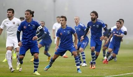 FC Voluntari, invinsa de Fenerbahce intr-un amical