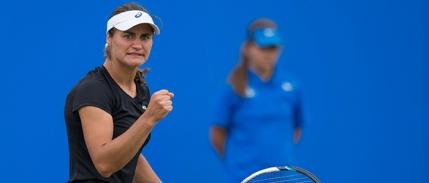 Monica Niculescu arata ca infrangerea Simonei Halep a fost una dubioasa si obtine cel mai bun rezultat la Wimbledon