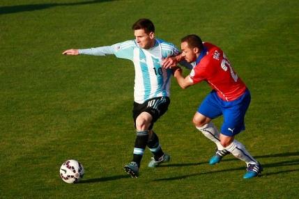 Chile cucereste Copa America in fata Argentinei lui Messi