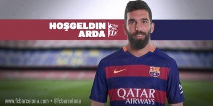 Oficial: Arda Turan la FC Barcelona