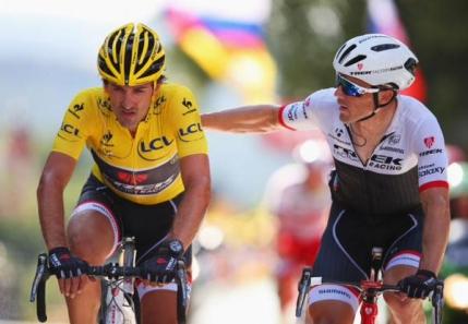 Fabian Cancellara, sacrificiu urias pentru tricoul galben