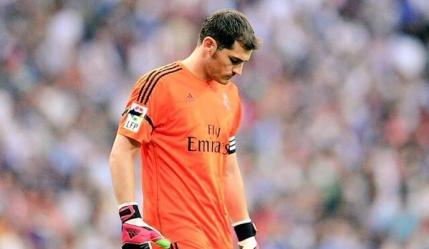 Iker Casillas pleaca de la Real Madrid