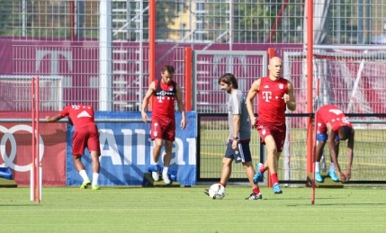 Tensiune in cantonamentul celor de la Bayern Munchen