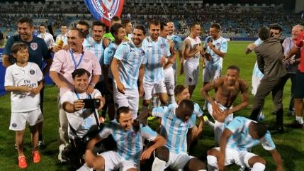 ASA Tg.Mures invinge Steaua si obtine Supercupa Romaniei