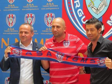 Vasile Miriuta, instalat oficial la ASA Tg.Mures