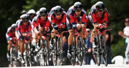 Chris Froome ramane in galben dupa contratimpul pe echipe din Turul Frantei
