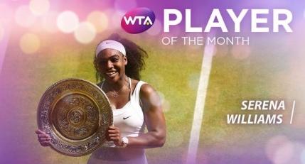 Serena Williams, a 250-a saptamana pe primul loc in clasamentul WTA