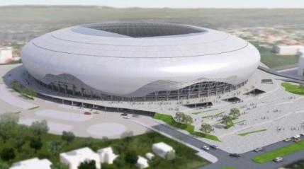 Asa va arata Stadionul Ion Oblemenco din Craiova