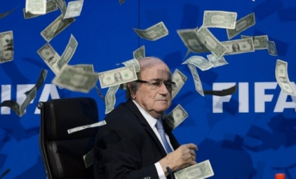 Sepp Blatter, fara numar (video)