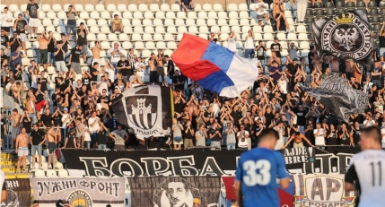 Partizan, despre Steaua:
