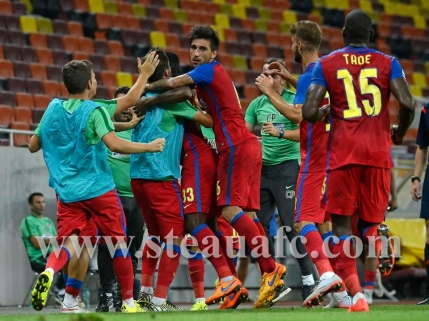 Premiera pentru Steaua in cupele europene