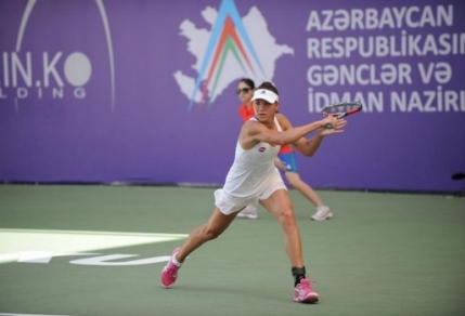 Patricia Tig ajunge in finala la Baku