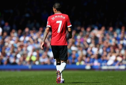Angel Di Maria pleaca de la Manchester United