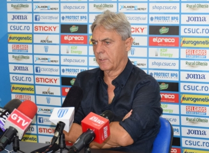 Sorin Cirtu asteapta prima victorie a sezonului cu CSU Craiova. Ce se intampla cu Bawab