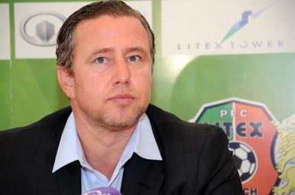 Laurentiu Regheacampf, prezentat la Litex Loveci. Este al treilea antrenor al sezonului!