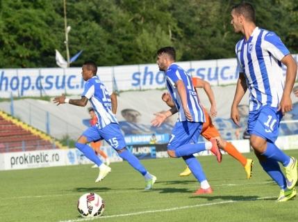CSU Craiova obtine prima victorie a sezonului