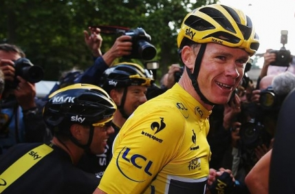 Froome participa in Vuelta