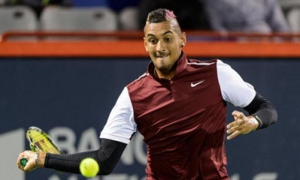 Scandal cat casa in tenisul masculin. Wawrinka, jignit in orgoliu de Kyrgios