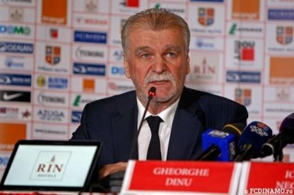 Divort in Stefan cel Mare: Dinu Gheorghe a plecat de la Dinamo
