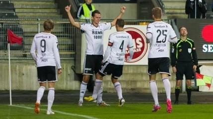 Steaua facuta KO de Rosenborg