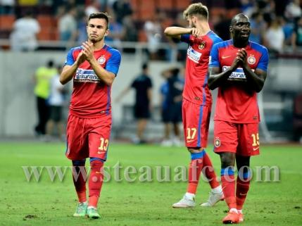 Gregory Tade are zilele numarate la Steaua. Becali:
