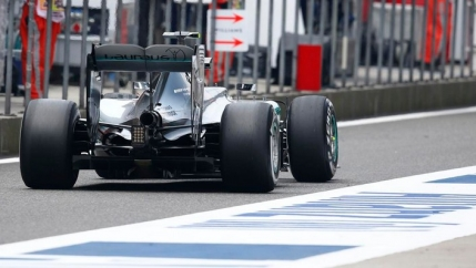 Lewis Hamilton in pole position la Spa-Francorchamps