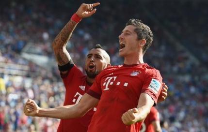 Bayern Munchen incaseaza cel mai rapid gol din istoria Bundesliga
