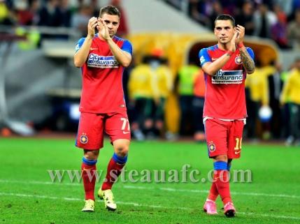 Steaua respira dupa victoria de la Craiova. Tade, aducatorul celor trei puncte