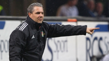 Sumudica promite un fotbal ofensiv in returul cu Alkmaar