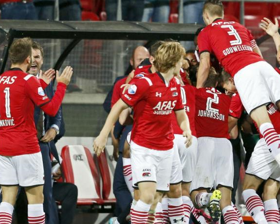 Astra Giurgiu pierde calificarea cu Alkmaar in ultimele zece minute