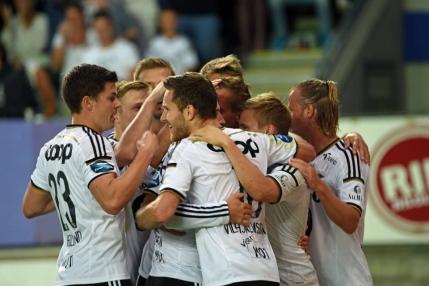 Steaua n-a reusit minunea la Trondheim. Doar victorie de palmares cu Rosenborg