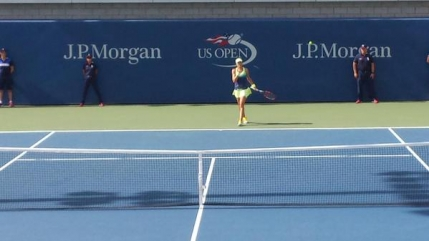 Sorana Cirstea la un pas de calificarea pe tabloul principal la US Open