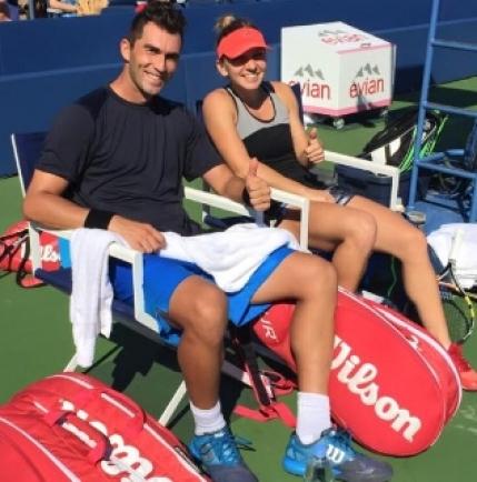 Simona Halep si Horia Tecau fac echipa de dublu mixt la US Open