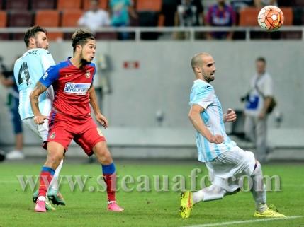 Steaua s-a despartit de Gabi Iancu