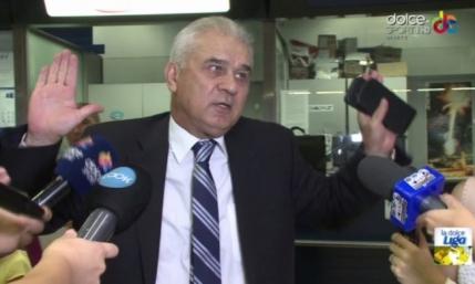 Iordanescu s-a enervat in Ungaria