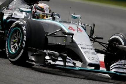 Formula 1, Marele Premiu al Italiei: Lewis Hamilton in pole position cu Ferrari in coasta sa