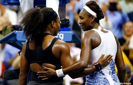 Serena Williams in semifinale la US Open dupa un duel in familie