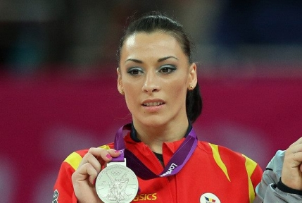 Catalina Ponor a revenit dupa trei ani in competitiile de gimnastica