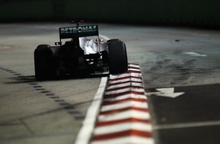 Cursa de Formula 1 din Singapore in pericol sa fie anulata
