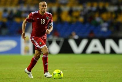 Mijlocas marocan la Steaua. A jucat in cariera pentru Inter si Fiorentina