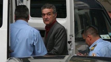 Gigi Becali, dispus sa renunte la Steaua: