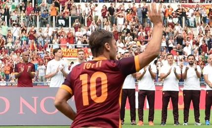 Francesco Totti, golul 300 pentru AS Roma
