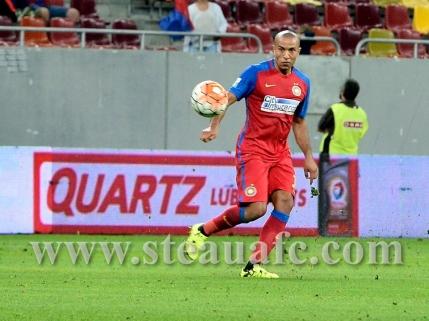 Reactia lui Kharja dupa primul meci la Steaua