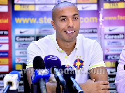 Kharja a refuzat echipe din Italia, Spania si Brazilia pentru a veni la Steaua