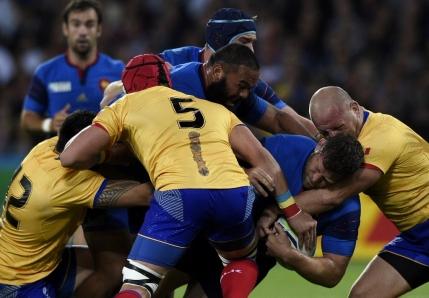 Spiritul rugbyului: Stejarii aplaudati de adversari la iesirea de pe teren (video)